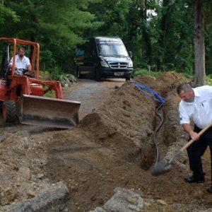 sewer and water line repair prosper tx still waters plumbing