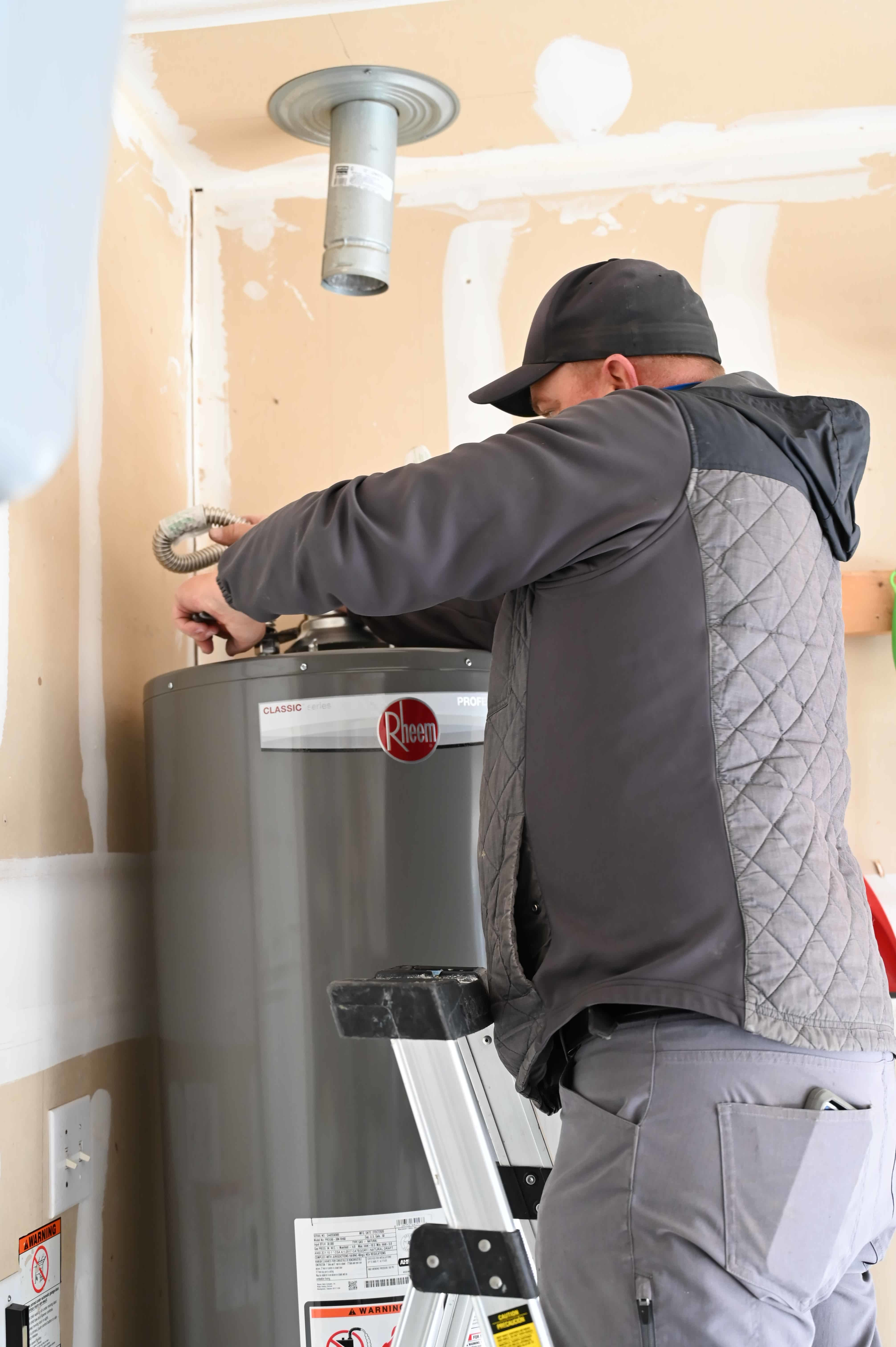 Water Heater Replacement by Stillwaters